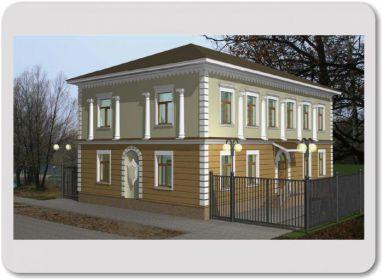 Проект электроснабжения здания следственного комитета