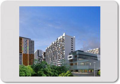 Проект ЭОМ многоэтажного дома с апартаментами