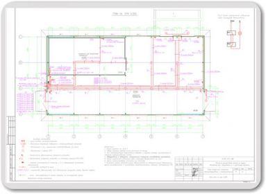 Проектирование электроснабжения склада