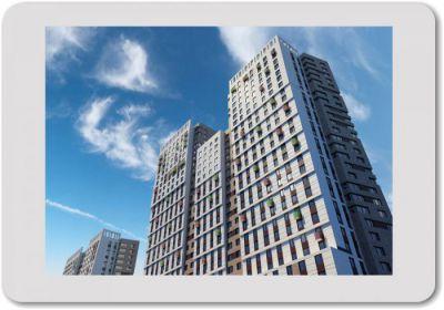 Проект электрики дома (многоэтажное здание, 3 секции)